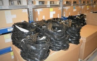 PHE gaskets large stock