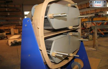 Fresh water generator plates