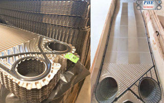 Vicarb Heat Exchangers spare parts