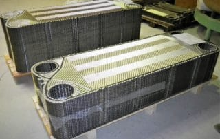 PHE Heat Exchanger Plates
