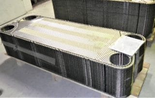 plate heat exchanger servicing