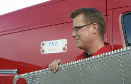 PHE heat exchangers service