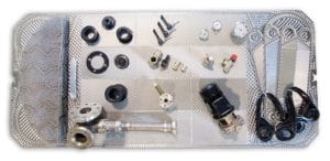 Fresh water generator spare parts