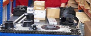 Fresh water generator parts