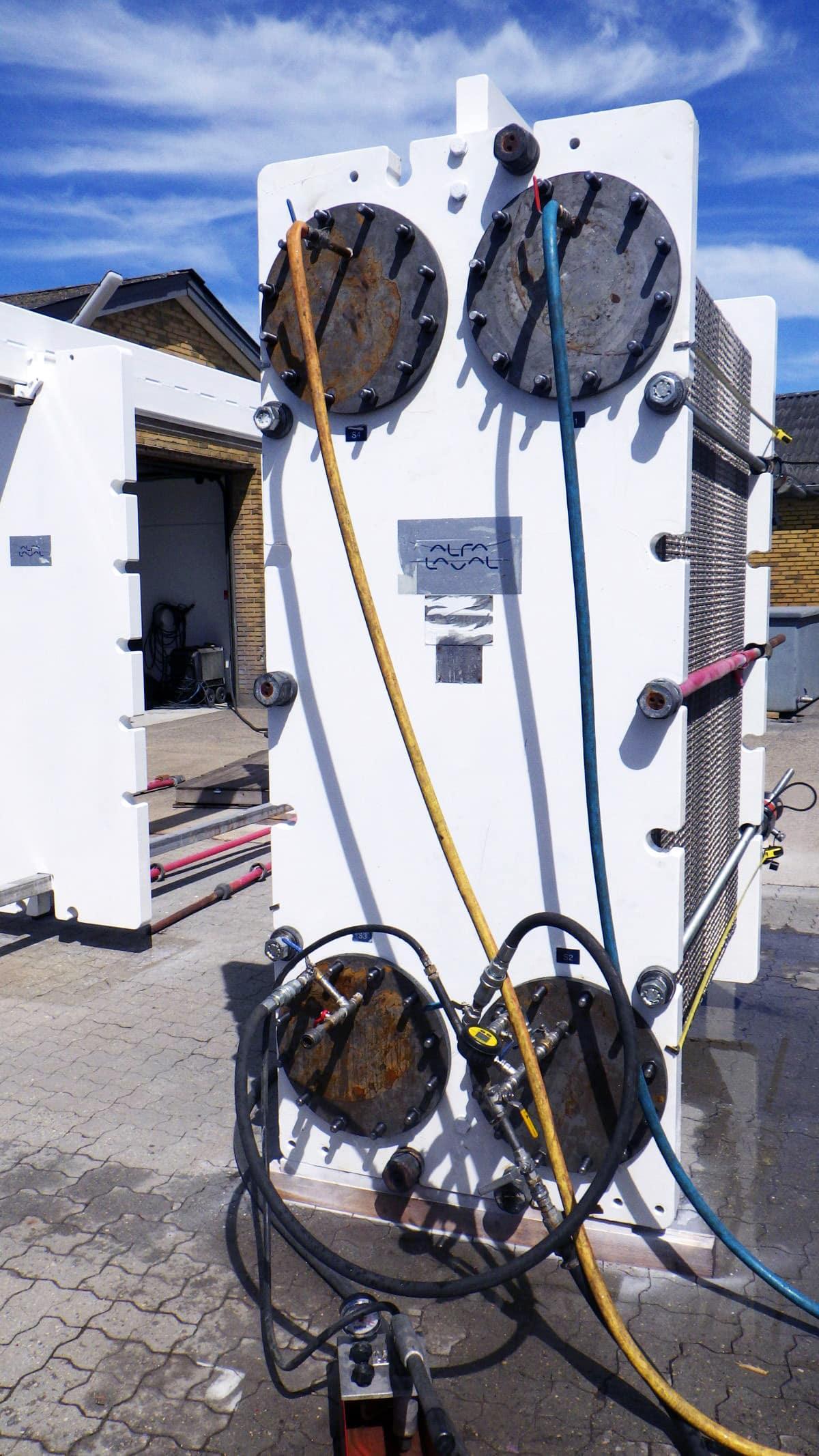 Pressure Testing service